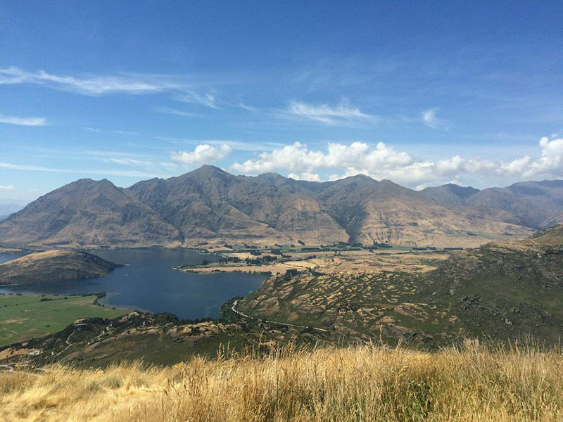 Wanaka – Diamond Lake Hike