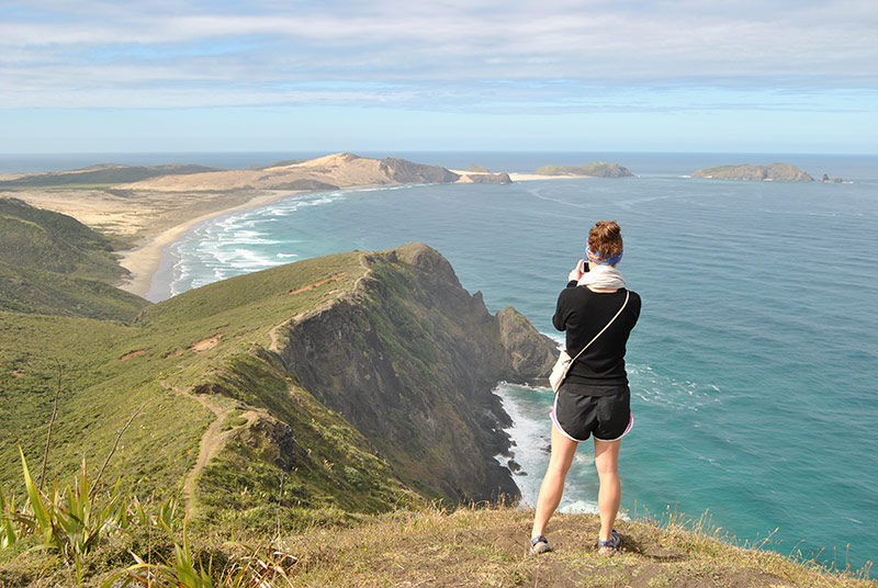 Cape Reinga – New Zealand's Northern Tip…and Some Really Stupid GoPro Photos