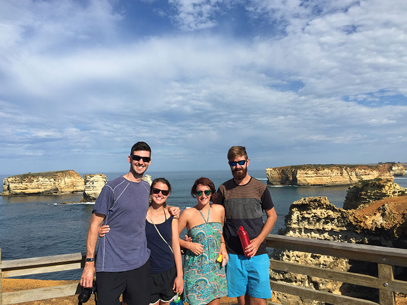 Adventures on the Great Ocean Road