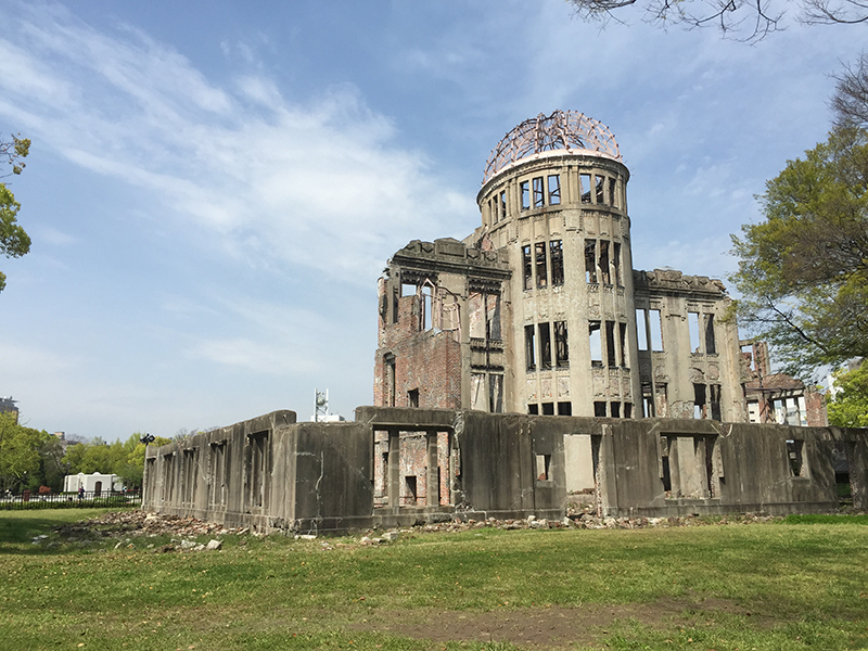 The True Costs of Nuclear Weapons – Hiroshima's Atomic Bomb Peace Park