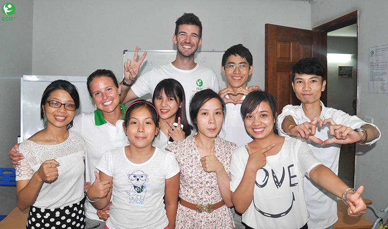 Our Amazing English Students of Hanoi – It's Not Goodbye, It's See You Later!