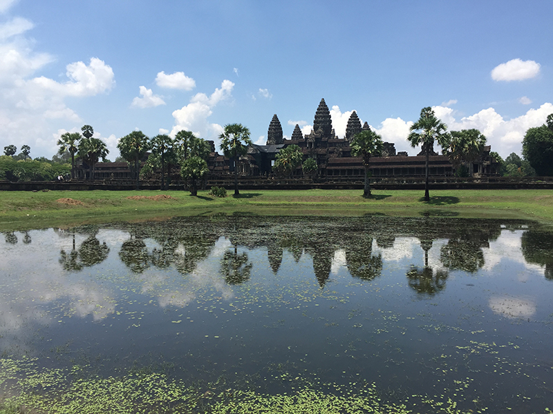From Desktop Background to Reality – The Temples of Angkor